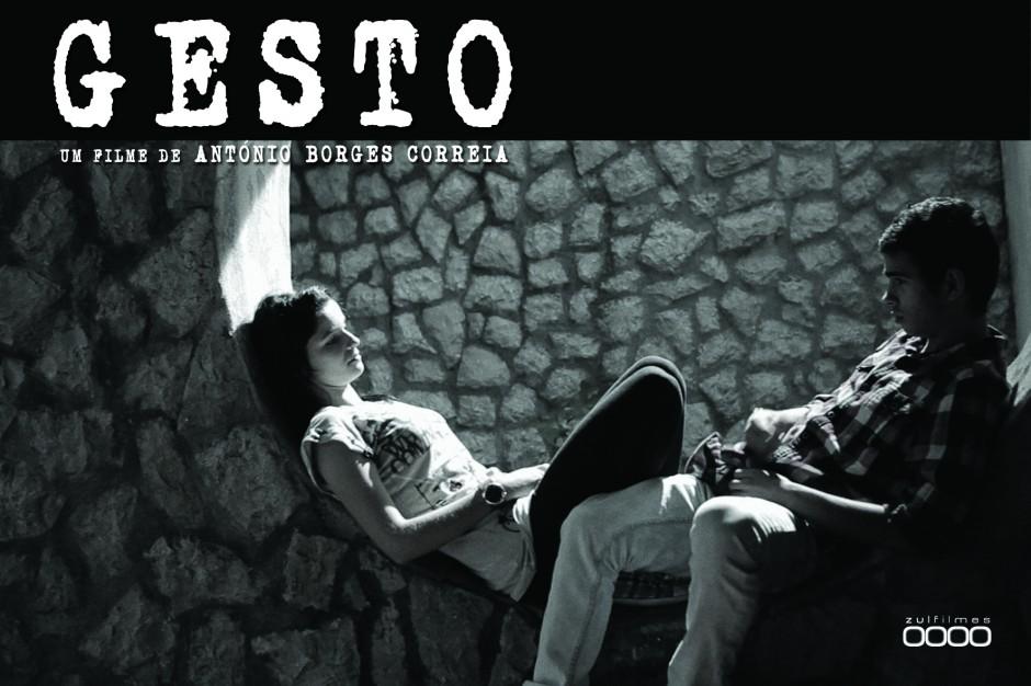 Imagem da capa do filme Gesto